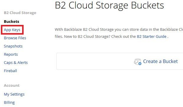 qBackup - qBackup and Backblaze B2 Cloud Storage